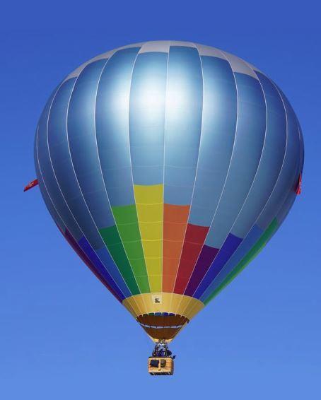 ballongflygning